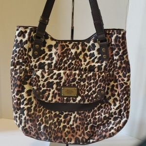 RELIC COLLECTION Animal print bag